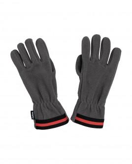 Серые перчатки Gulliver