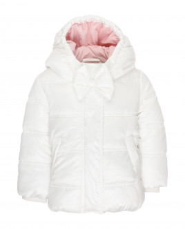 White winter jacket Gulliver