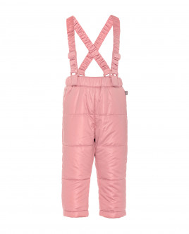 Pink warm trousers Gulliver
