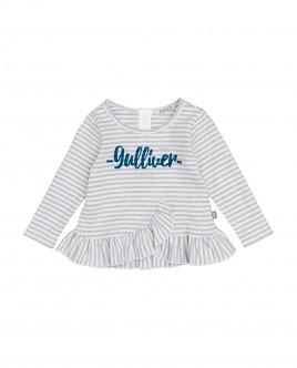 Striped long sleeve t-shirt Gulliver
