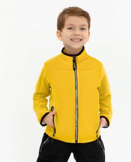 Желтая толстовка Gulliver