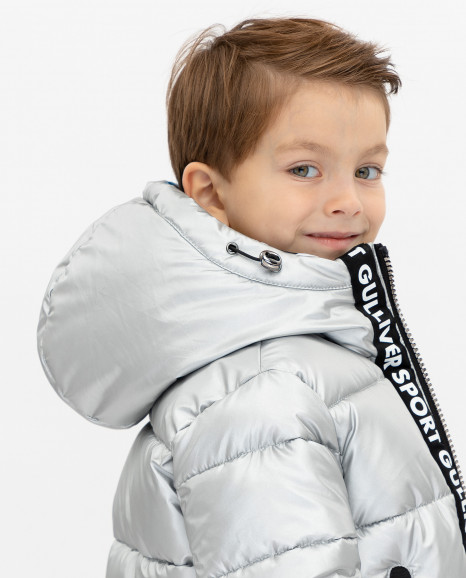 Двухсторонняя куртка