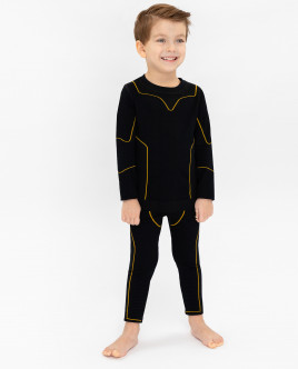 Термобелье для мальчика: джемпер + брюки Gulliver