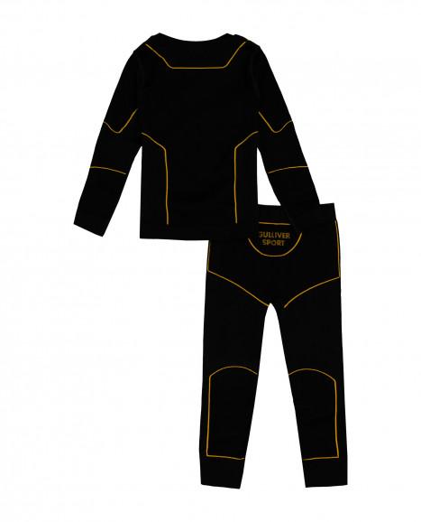 Термобелье для мальчика: джемпер + брюки