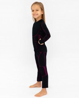 Термобелье для девочки: джемпер + брюки Gulliver