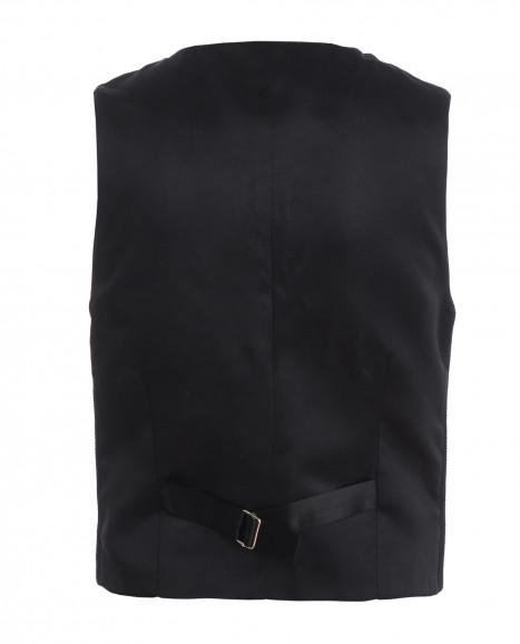 Черный жилет
