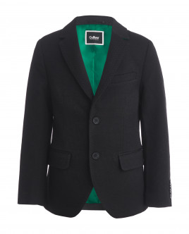 Черный пиджак Gulliver