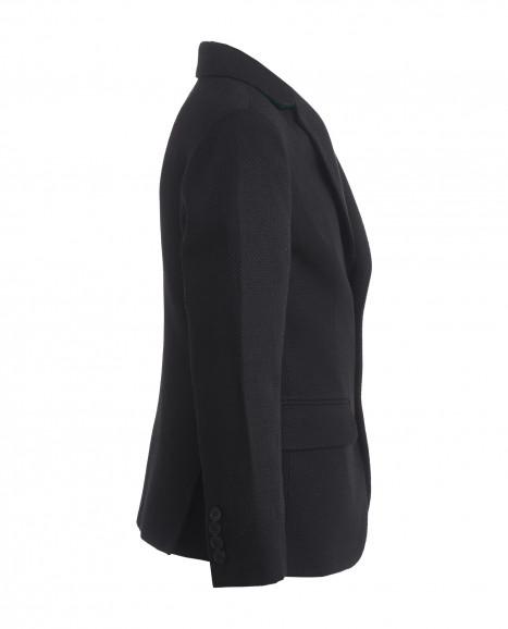 Черный пиджак