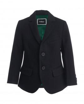 Черный пиджак 219GPBMC4801 фото