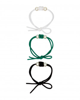 Hair tie set, 3 pcs Gulliver