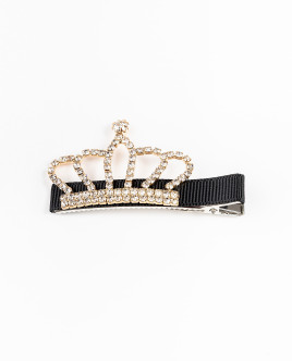 Crown hair clip Gulliver