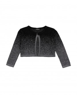 Black lurex cardigan Gulliver