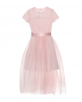 Pink tulle dress Gulliver