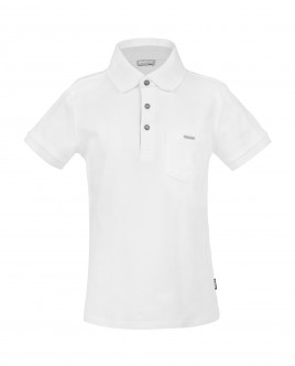 White polo shirt Gulliver