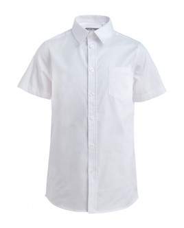 White short sleeve shirt Gulliver