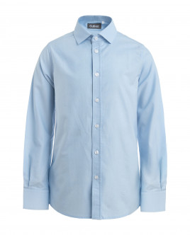 Blue dotted shirt Gulliver