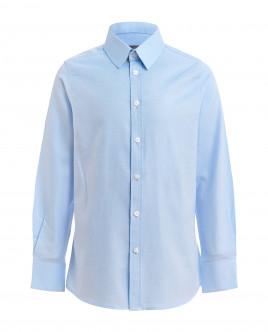 White-blue shirt Gulliver