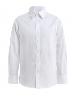 White long sleeve shirt Gulliver