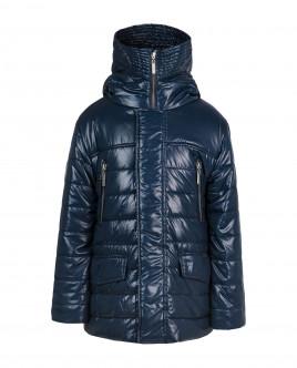 Blue mid season jacket Gulliver
