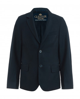Синий пиджак Gulliver Gulliver