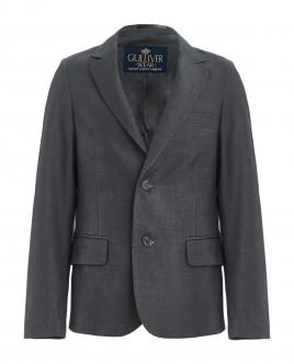 Серый пиджак Gulliver Gulliver