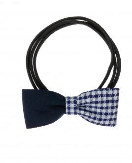 Купить 219GSGA1101, Резинка для волос, Gulliver Wear, синий, Без размера, Женский