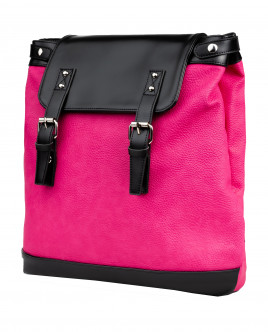 Pink backpack Gulliver