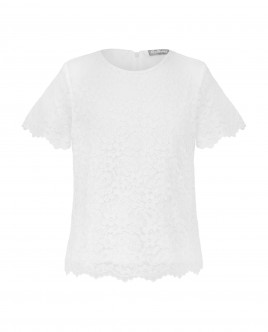 White lace blouse Gulliver