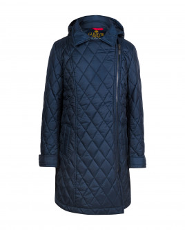 Blue mid season coat Gulliver