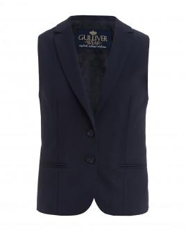 Blue vest Gulliver