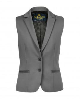 Grey vest Gulliver