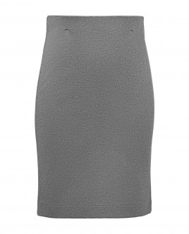 Grey tight skirt Gulliver