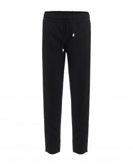 Black elasticated waist trousers Gulliver