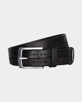 Черный ремень Gulliver Gulliver Wear 22000BA2309 черного цвета