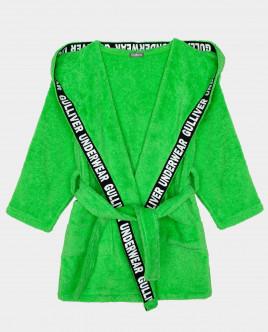 Зеленый халат Gulliver Gulliver