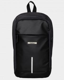 Черный рюкзак Gulliver Gulliver Wear 22000BJA2110 черного цвета