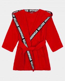 Красный халат Gulliver Gulliver