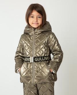 Бронзовая куртка демисезонная Gulliver