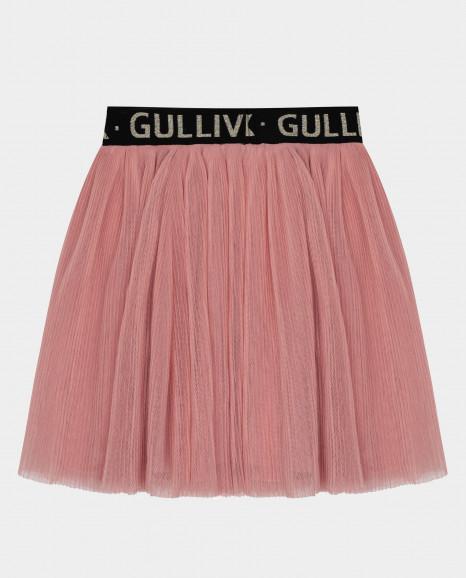 Розовая юбка Gulliver