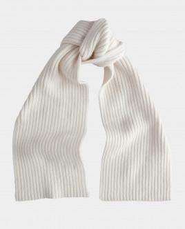 Белый шарф вязаный Gulliver Gulliver