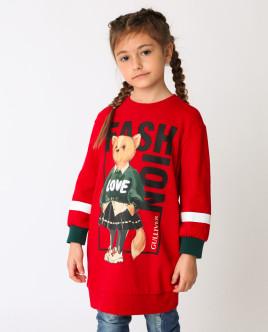 Красное платье Gulliver Gulliver