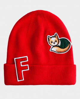 Красная шапка вязаная Gulliver Gulliver