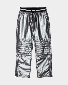 Серые плащевые брюки Gulliver Gulliver