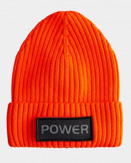 Оранжевая шапка вязаная Gulliver Gulliver