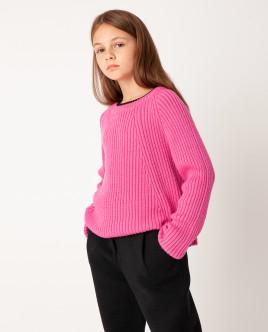 Розовый джемпер Gulliver Gulliver Wear 22009GJC3101 розового цвета