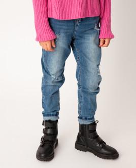 Голубые джинсы Gulliver Gulliver Wear 22009GJC6301 голубого цвета