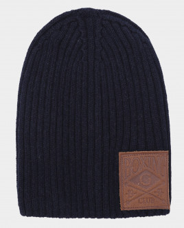 Синяя шапка вязаная Gulliver