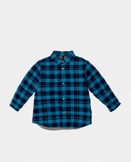 Клетчатая рубашка Gulliver Gulliver