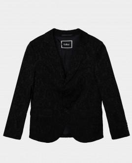Черный пиджак Gulliver Gulliver