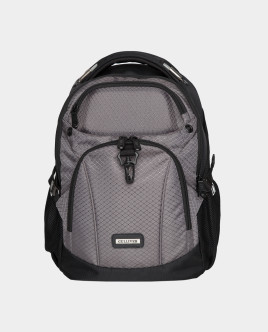 Gray backpack for a boy Gulliver